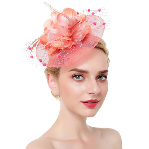 Image of Bridal Cocktail Fascinators - Itopfox