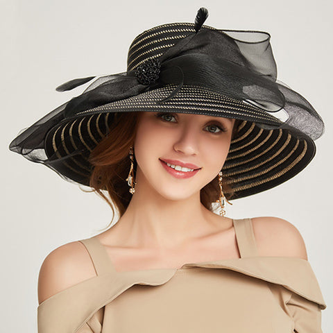 Image of Floppy Beach Cloche Sun Hat - Itopfox