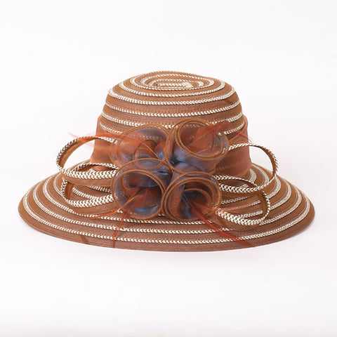 Image of Summer Beach Cloche Sun Hat - Itopfox