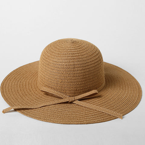 Image of Summer Wide Brim Fedoras - Itopfox