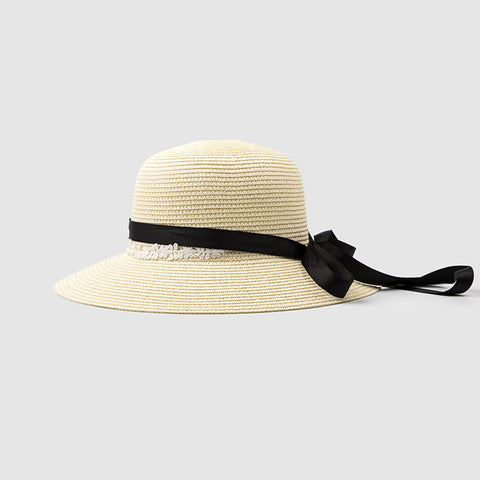 Image of Summer Foldable Fedoras Sun Hat - Itopfox