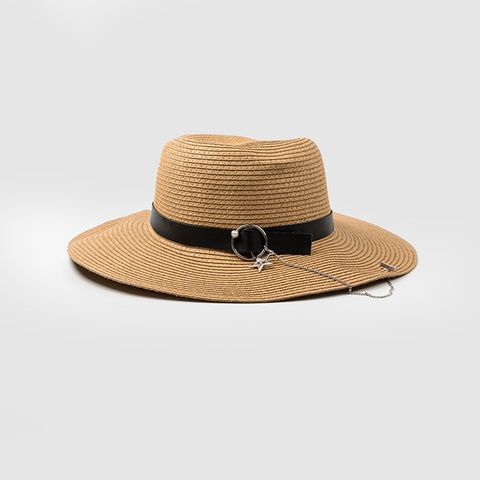 Image of Big Brim Summer Sun Hat - Itopfox