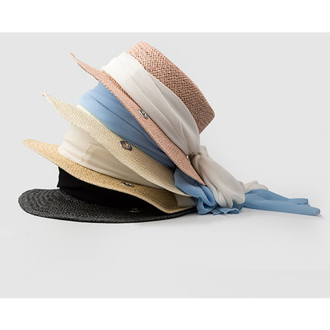 Image of Fedoras Hat With Ribbon - Itopfox