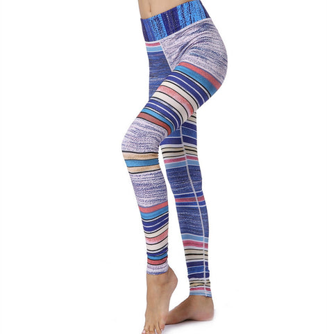 Image of 3D Print Yoga Pants Skinny Gym Legging - Itopfox