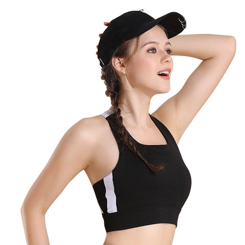 Image of High Impact Bra for Workout Yoga Gym - Itopfox
