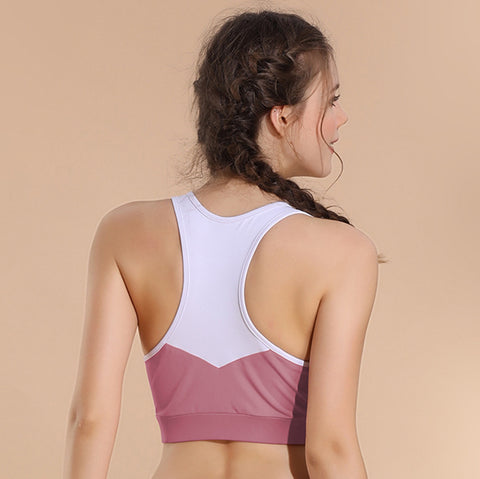 High Impact Support Yoga Bra - Itopfox