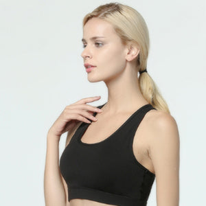 High Impact Workout Running Yoga Bra - Itopfox