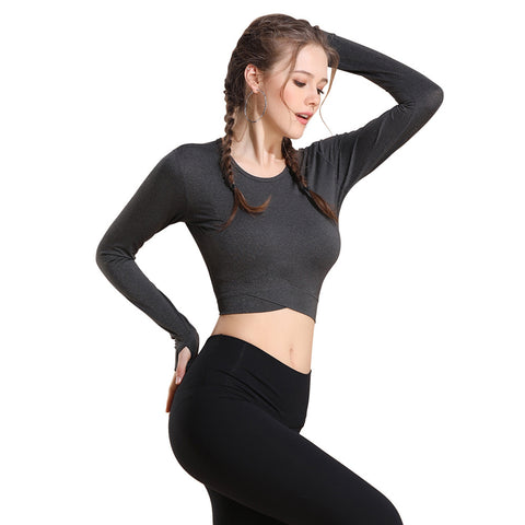 Image of Quick Dry Long Sleeve Wear - Itopfox