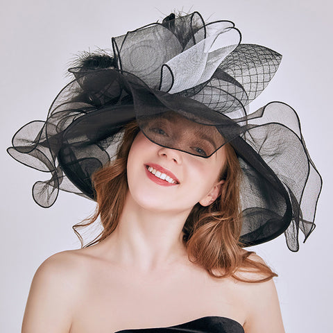 Kentucky Derby Hat For Tea Party