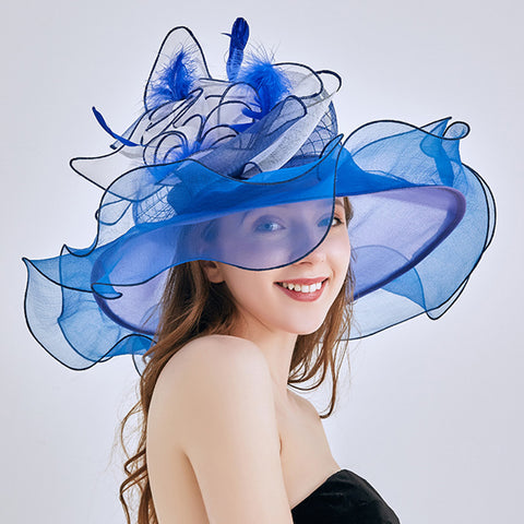 Image of Kentucky Derby Hat For Tea Party