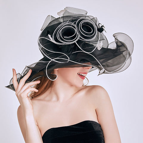 2-In-1 Kentucky Derby Hat/Fascinator