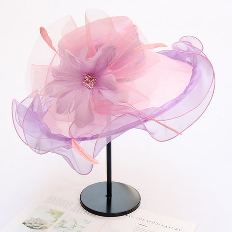 Image of Kentucky Derby Fascinator Tea Party Hat