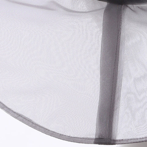 Image of Organza Extra Large Kentucky Derby Hat - Itopfox