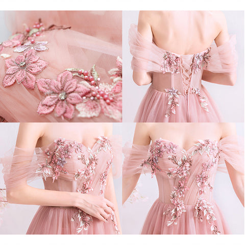 Image of Strapless Sweetheart Prom Dress - Itopfox