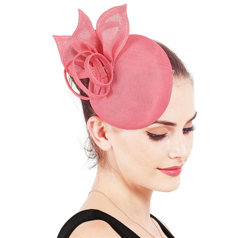 Image of Bridal Cocktail Fascinator Hat