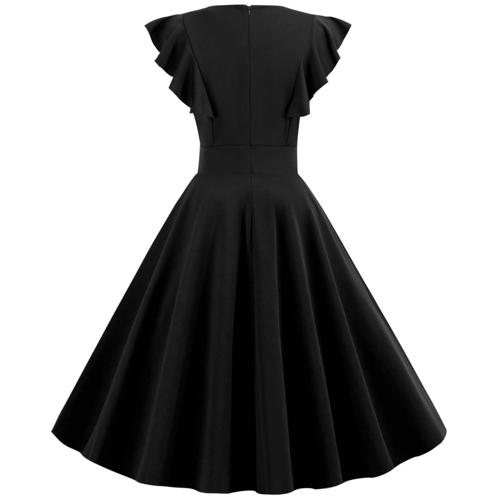 Audrey Hepburn Vintage 1950's Dress