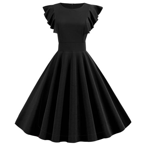 Image of Audrey Hepburn Vintage 1950's Dress