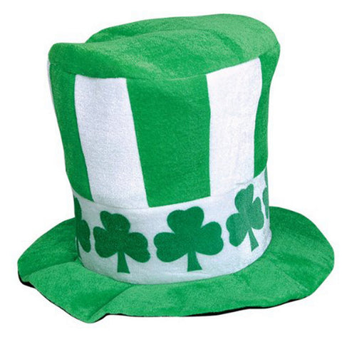 St. Patrick's Day Clover Hat