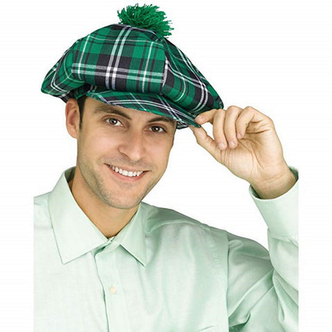 Image of St. Patrick's Day Pompom Hat