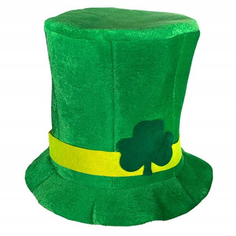 St. Patrick's Day Felt Hat