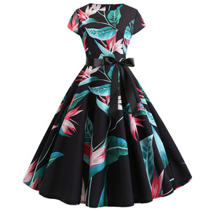 1950s Retro Rockabilly Prom Dresses - Itopfox