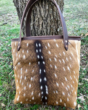 Totes: Hair-On Cowhide