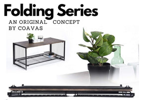 Coavas, the Original Folding Furniture Series
