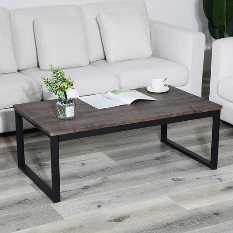 Aingoo Industrial Coffee Table