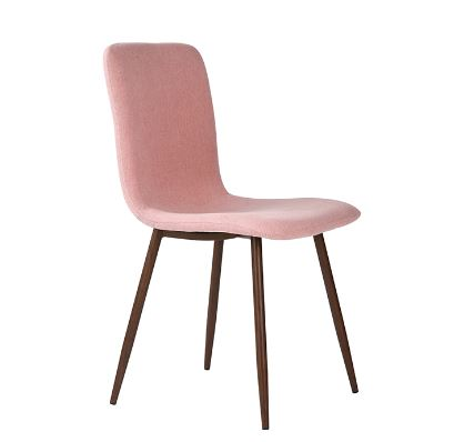 SCARGILL PINK DINING CHAIRS SET OF 4