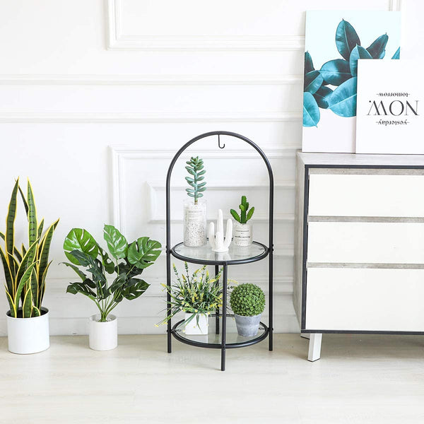 Decorative Flower and Plant Stand for Outdoors and Indoors