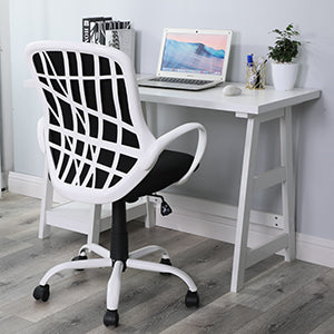 ALEXA STYLISH SWIVEL OFFICE CHAIR
