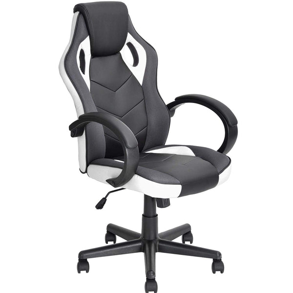 LINTON WHITE GAMING CHAIR
