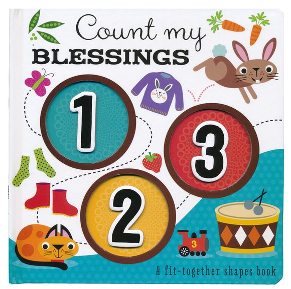 Count My Blessings Book