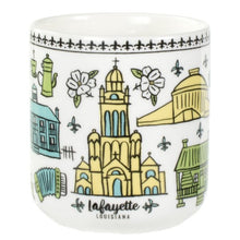 Load image into Gallery viewer, The Parish Line - Lafayette Coffee Mug