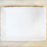 Rectangle Louisiana Ceramic Platter
