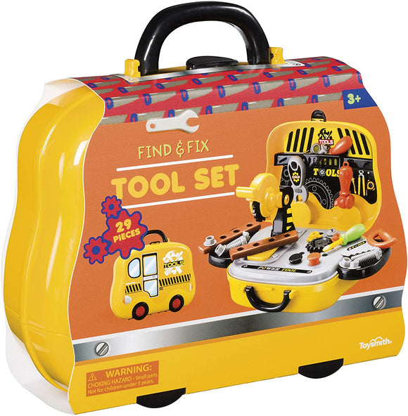 Find & Fix Tool Set