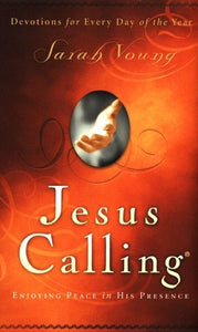 Books - Jesus Calling Book