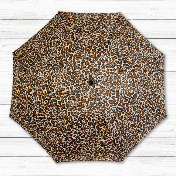 Regular Compact Cheetah Umbrella