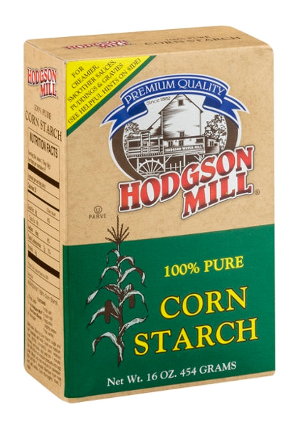 Hodgson Mill: 100% Pure Corn Starch, 16 Oz