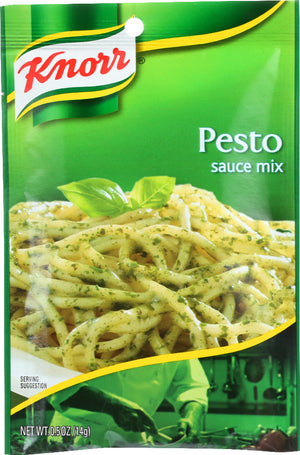 Knorr: Pesto Sauce Mix, 0.5 Oz