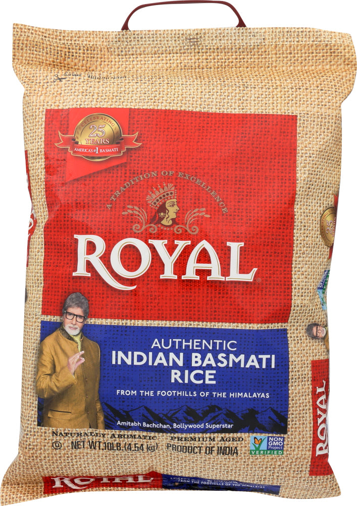 Royal: Basmati Rice, 10 Lb