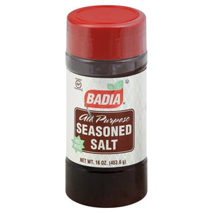 Badia: All Purpose Seasoned Salt, 16 Oz