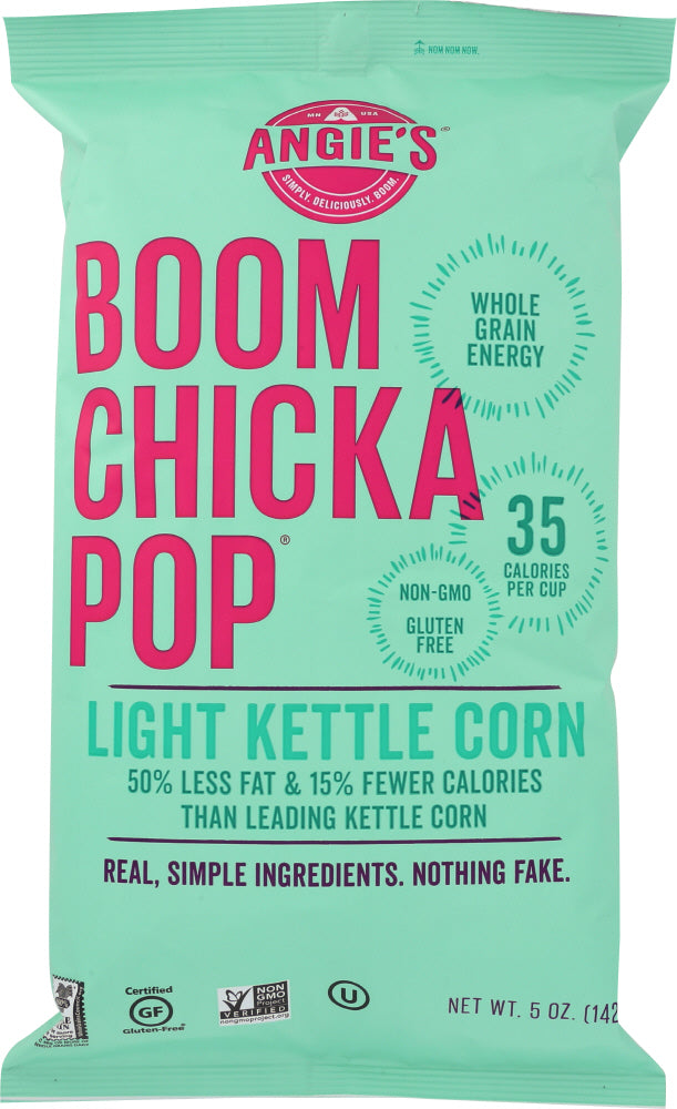 Angie's: Boom Chicka Pop Lightly Sweet Popcorn, 5 Oz