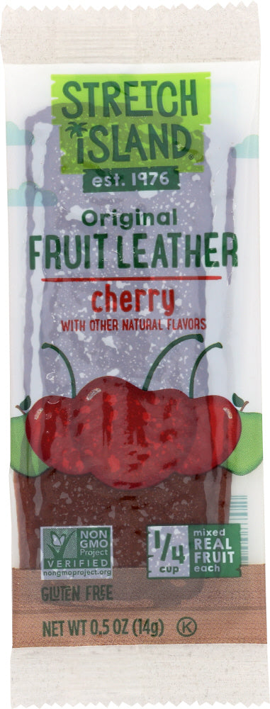 Stretch Island Fruit Co. All Natural Fruit Strip Orchard Cherry, 0.5 Oz