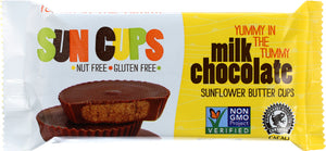Free 2b: Sun Cups Sunflower Butter Cups Milk Chocolate 2 Cups, 1.5 Oz