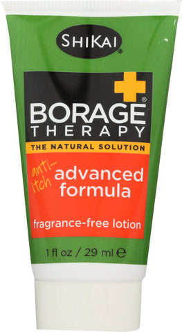 Shikai: Borage Therapy Advanced Formula Lotion, 1 Oz