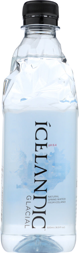 Icelandic Glacial: Water Spring Natural, 500 Ml
