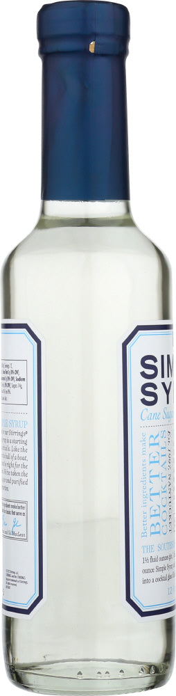 Stirrings: Simple Syrup, 12 Oz