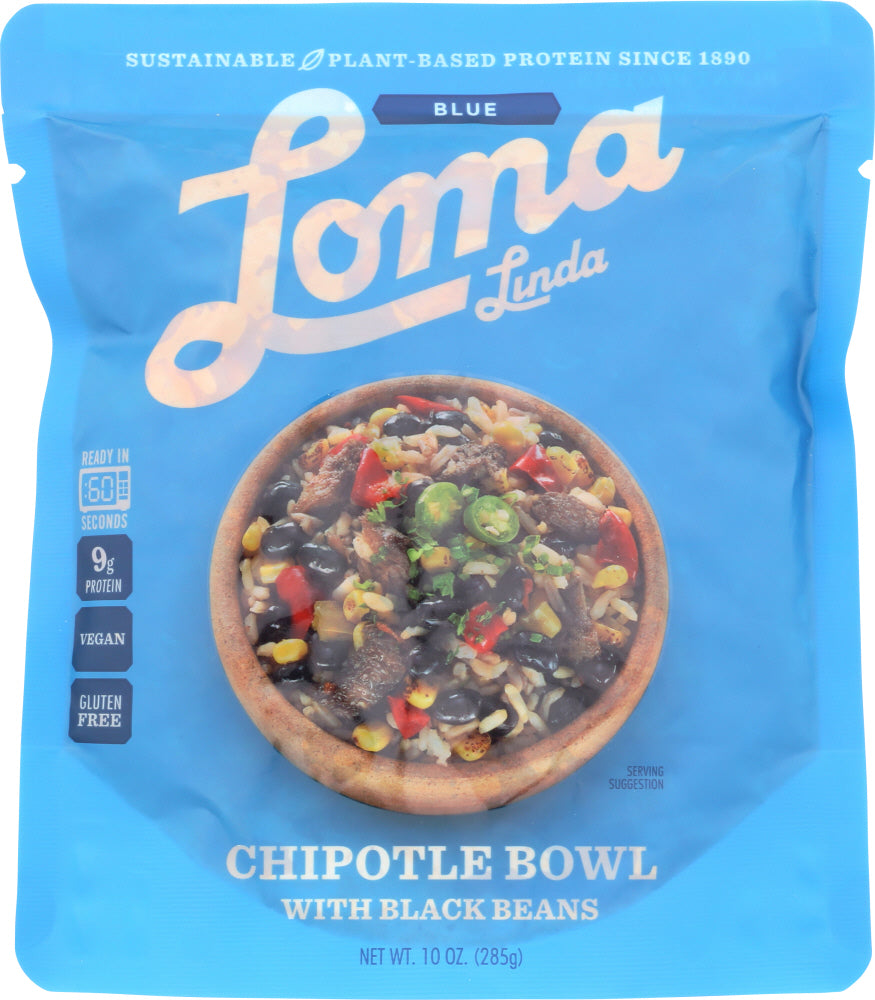 Loma Blue Chipotle Bowl Soup 10 Oz