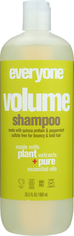 Eo Products: Everyone Hair Volume Sulfate Free Shampoo, 20.3 Oz